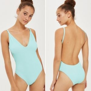 Topshop Pamela One-Piece Swimsuit